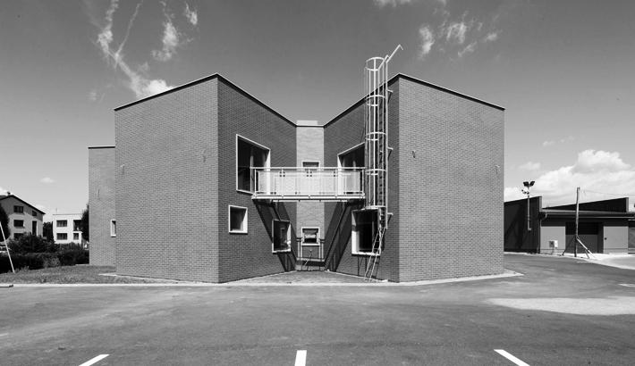 Administrativní budova Rapos