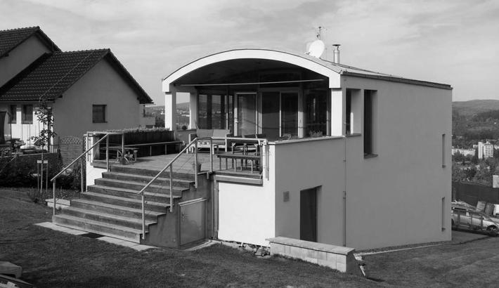 Rodinný dům ve Zlíně