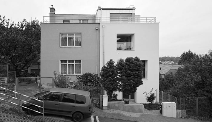 Rodinný dům v Brně
