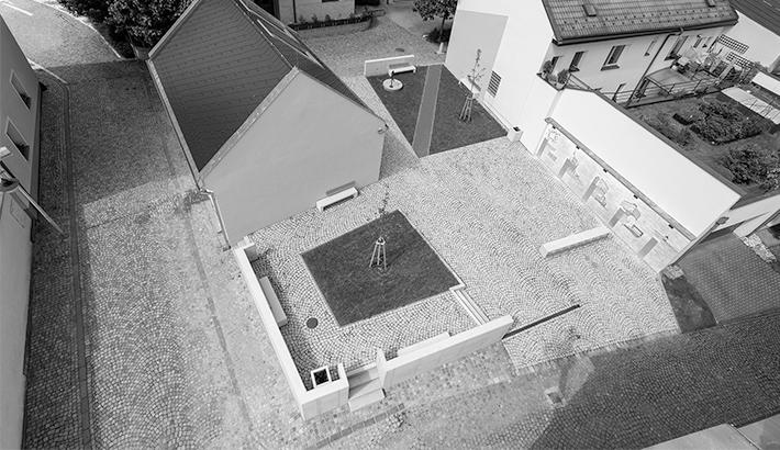 Open house - Veřejný prostor ve Fryštáku