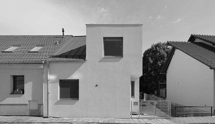 Rodinný dům v Dolních Kounicích