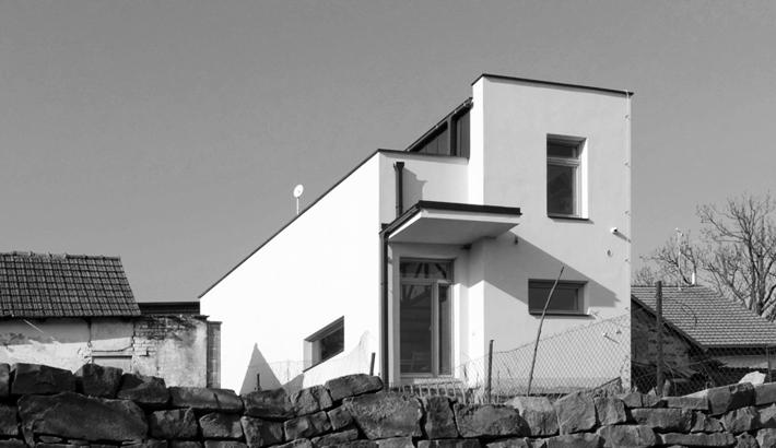 Dům Rousínov v knize 99 domů