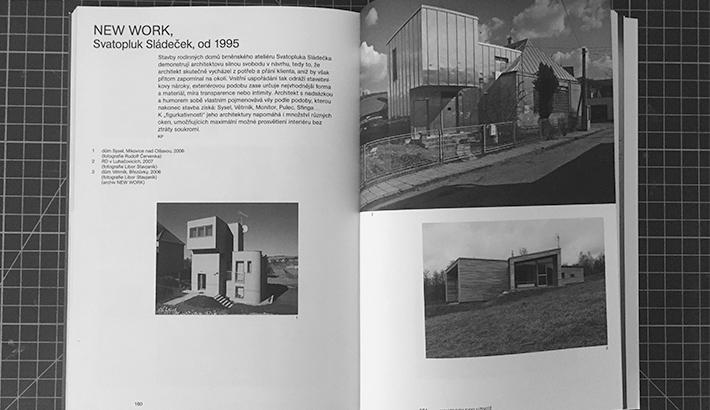 New Work v katalogu výstavy NAVZDORY / architekti 1969-1989-2019