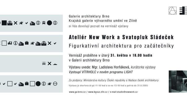 Galerie architektury / Brno / 2005