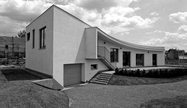 Rodinný dům v Kroměříži