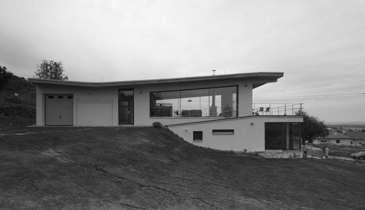 Vila v Pustiměři