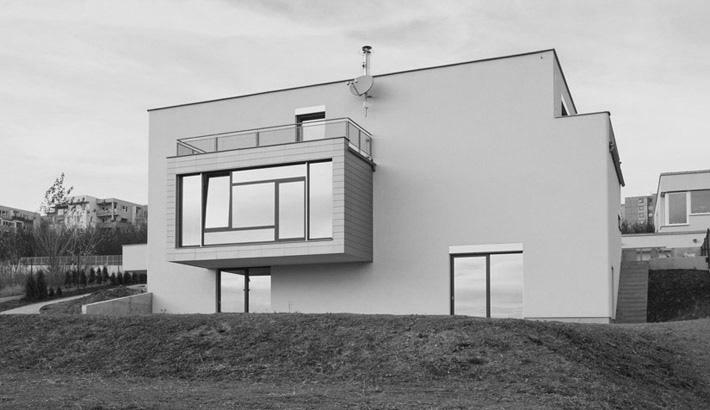 Rodinný dům Zlín - Nivy